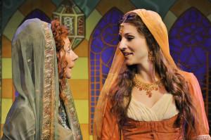 Aladdin und die Wunderlampe, Zürcher Märchenbühne 2013/14